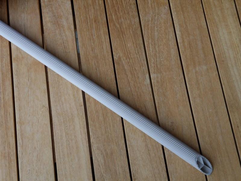 canna diametro 18 rigata con rinforzo