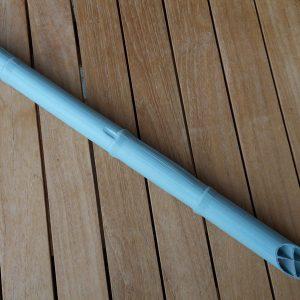 canna diametro 28 con nodo e rinforzo a croce