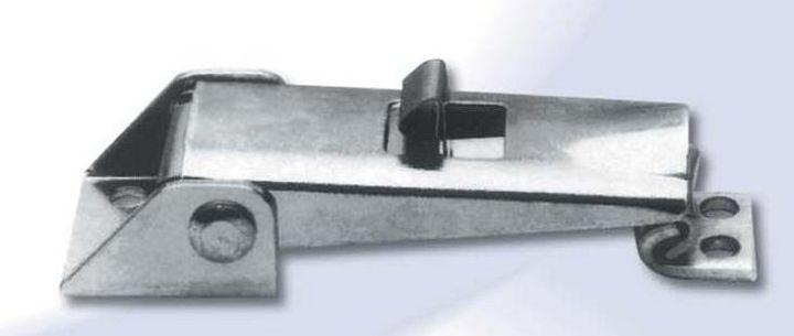 Chiusura a leva regolabile 60 70 mm con molla di sicurezza