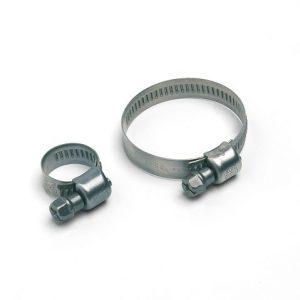 Fascetta in acciaio Inox AISI 304 banda 9 mm