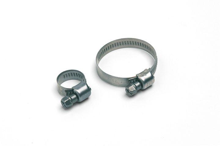 Fascetta in acciaio Inox AISI 316 banda 9 mm
